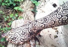 georgia henna artist design