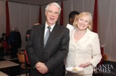Bill Pennington and Joan Sammons