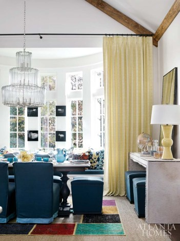 Breakfast Room Paige Schnell & Anna Kay Porch, Tracery Interiors
