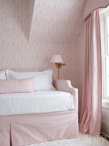 Girl's Bedroom Allison Hennessy, Allison Hennessy Interior Design