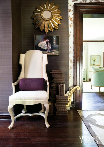 Upstairs Gallery by Michel Boyd; Smithboyd Interiors