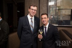 Robert Lowe and Dan DeVito, Mandarin Oriental Hotel Group
