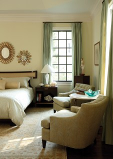 Residence over 3,500 square feet Silver Maria McLaurin Nutt, ASID, McLaurin Interiors