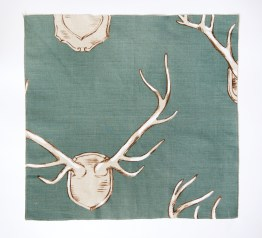 """Antler"" fabric by Eric Cohler for Lee Jofa. Available to the trade through Lee Jofa, (404) 812-6995; leejofa.com"