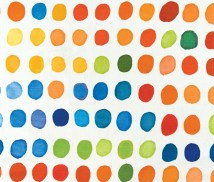 Twister print fabric by Groundworks. Available to the trade through Lee Jofa. (404) 812-6995; leejofa.com