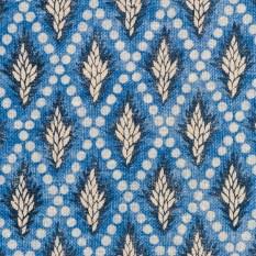 """Olivier"" fabric by Suzanne Tucker home, available through Ainsworth-Noah & Associates, (404) 231-8787; ainsworth-noah.com"