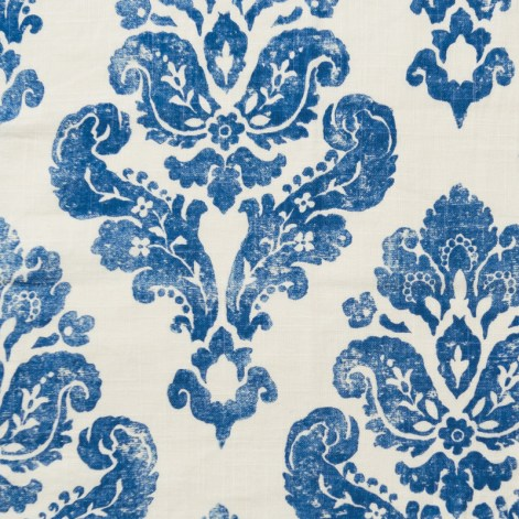 """""""Sutton"""" fabric by Jane Churchill, available through Cowtan and Tout via Travis & Company. Available to the trade only."""