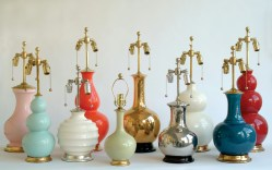 Christopher Spitzmiller lamps. Available to the trade through Grizzel & Mann. (404) 261-5932; grizzelandmann.com