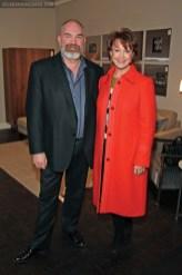 Douglas Hilton and Carole Weaks