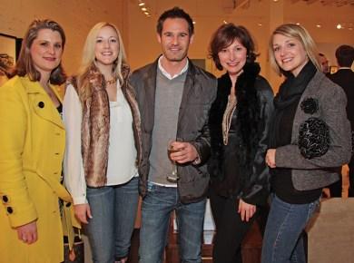 Janie Hirsch, Sydney Lewis, Matt Fleming, Amy Musarra, Leah Meyer