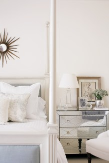 42) Bedrooms designed by Phoebe Howard are feminine, comfortable and cozy.