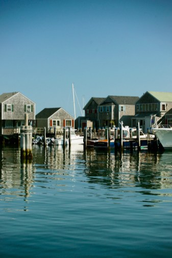 The Cottages & Lofts at the Boat Basin offer prime waterfront accommodations.