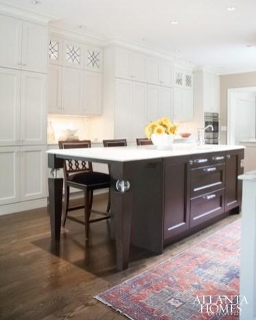 "Product: Custom Design by Industry Partners // Bronze Matthew Quinn, Design Galleria Kitchen & Bath ""Orb Leg"""