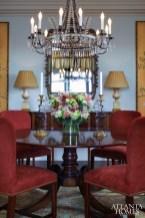 "Model Home // Bronze Patricia McLean, Allied ASID, Patricia McLean Interiors ""St. Regis Atlanta Residences"""