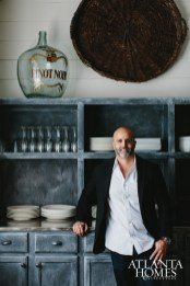 Justin Anthony, the restaurateur behind 10 Degrees South, Yebo and Ponce City Market's Biltong Bar offers a global interpretation of South African braai at his new restaurant, Cape Dutch.