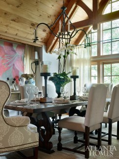 Ann Sherrill // Dining Room