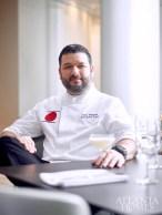 a Ritz-Carlton veteran Julio cultivates an upscale yet approachable experience at JP Atlanta.