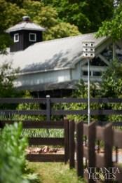 Quatrano and Harrison's rustic-refined farmhouse.