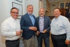 Steven Gamper, John Oetgen, Bill Harrison, Jim Sissine.
