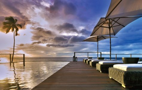 The Beachfront Collection offers the best opportunity to soak up the Sugar Beach lifestyle on Saint Lucia; on a personal sun deck, an infinity pool stretches straight into the horizon.