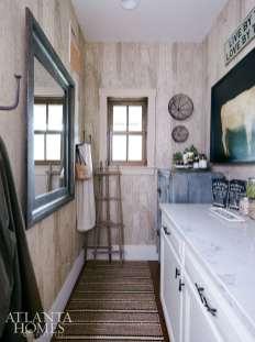 Melissa Knott Missy Morrow Interior Design / Powder Room