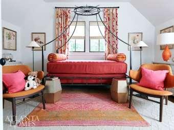 Joan Anderson Joan Anderson Interiors / Bedroom and Bath 1