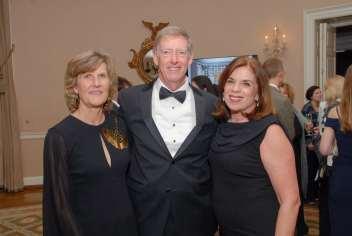Nancy and Jon Berndsen, Barbara Shelton