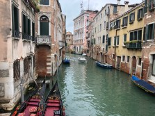 Venice's iconic canals.