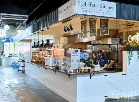 Tydetate Kitchen