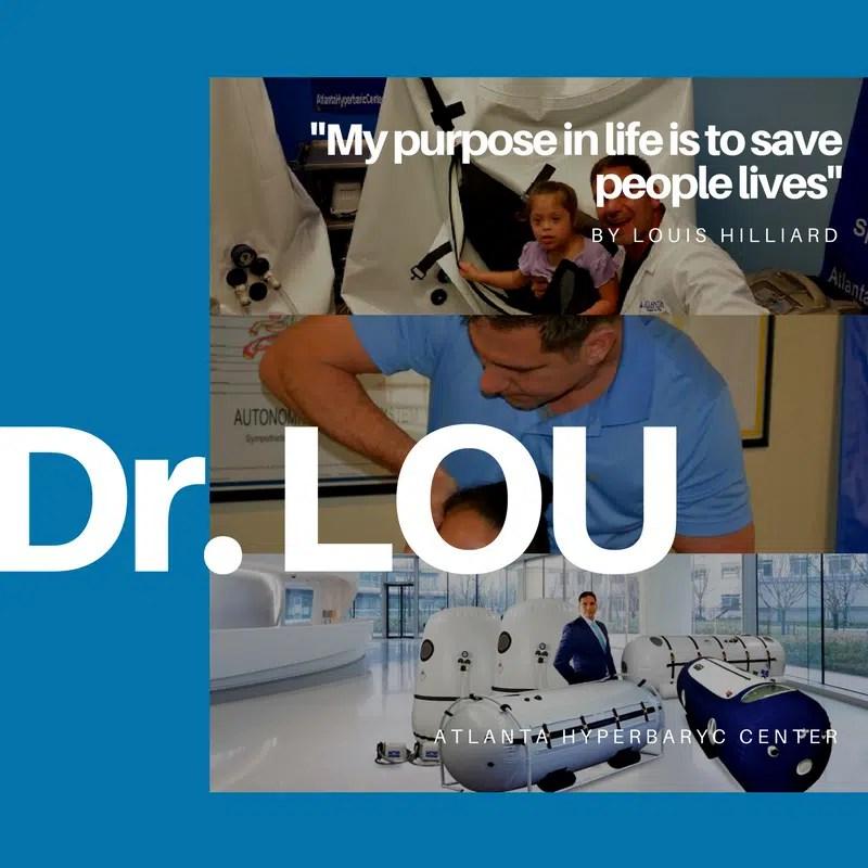 Dr Lou Intro