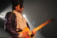 Purple Xperience (Prince Tribute Band) w/ Dr. Fink - Photo by Chris Horton