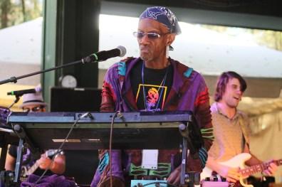 Bernie Worrell Band - Photo by Chris Horton