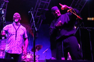Karl Denson's Tiny Universe w/ Chali 2na (Jurassic 5) - Photo by Chris Horton