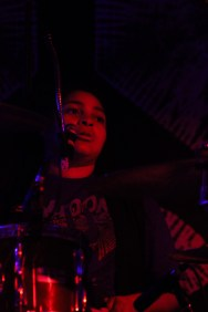 Funk Jam - Nikki Glaspie (Dumpstaphunk) - Photo by Chris Horton
