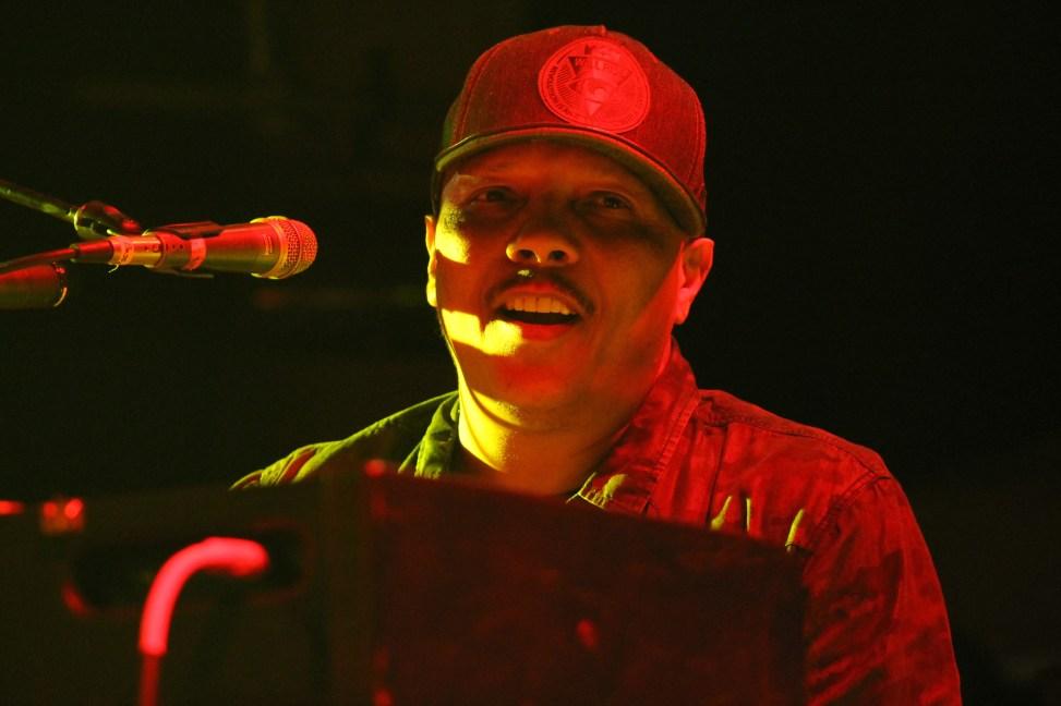 Funk Jam - Ivan Neville (Dumpstaphunk) - Photo by Chris Horton
