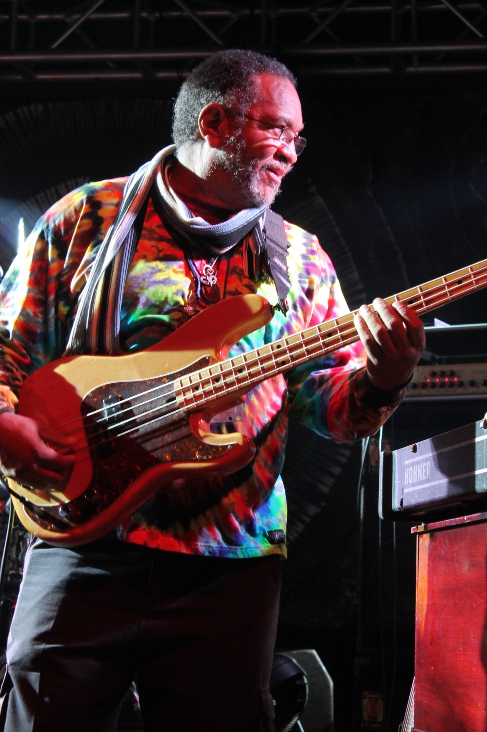 Funk Jam - George Porter Jr. (The Meters) - Photo by Chris Horton