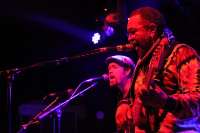 Funk Jam - George Porter Jr. (The Meters) & Eric Krasno (Lettuce) - Photo by Chris Horton