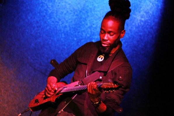 Tamar Davis - Photo by Chris Horton