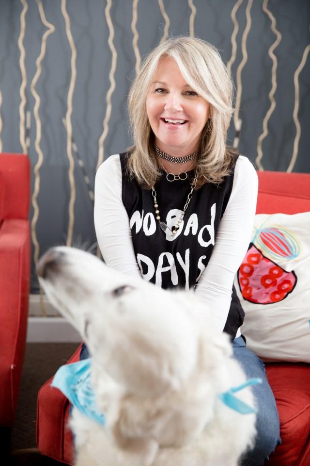 Debbie Kohlbrener, a clinical therapist in the Atlanta area,