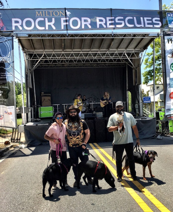 Rock for Rescues