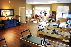 Atlanta Physical Therapy pilates room