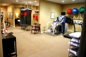 Atlanta Physical Therapy treatment room
