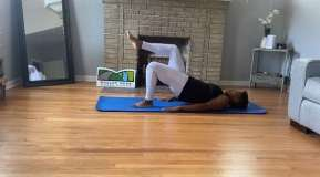 single leg bridge - Active Recovery: Why You Should Add It On Your Off Days