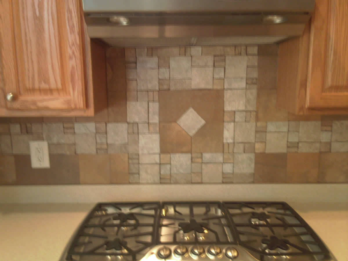 Kitchen ceramic tile backsplash ideas. modern kitchen backsplash ...