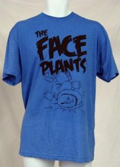 Face Plants Band Shirt