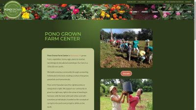 Ponogrown Farm Center