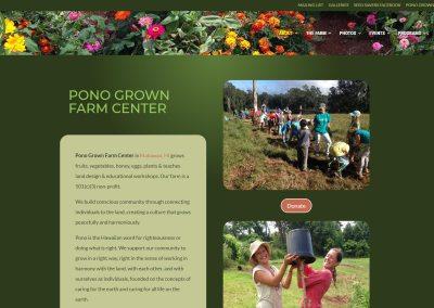 Ponogrown Farm Center
