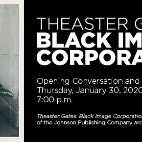 Opening Conversation and Reception of 'Theaster Gates: Black Image Corporation'