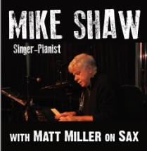 Mike Shaw Mixer Music Poster