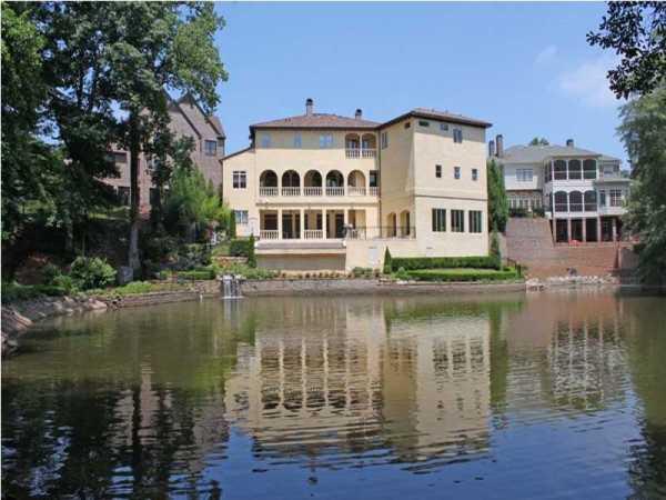 Brookhaven Lakes Subdivision-Gated Atlanta Neighborhood Of Estate